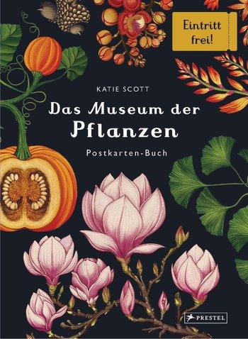 Das Museum der Pflanzen - Postkartenbuch