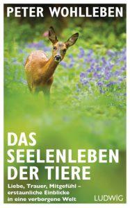 Peter Wohlleben Das Seelenleben der Tiere Liebe, Trauer, Mitgefühl - erstaunliche Einblicke in eine verborgene Welt