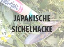 Japanische Sichelhacke